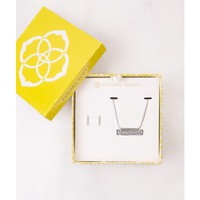 Jon & Eleanor Silver Gift Set- Platinum Drusy | Kendra Scott