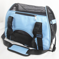 Oxford Breathable Mesh Cat Carriers