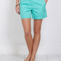 Womens Cotton Shorts: Classic Twill Shorts for Women - Vineyard Vines