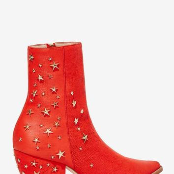 Kate Bosworth x Matisse Starry-Eyed Leather Boot