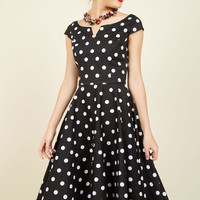 The East Coast Swing of Things Cotton Dress | Mod Retro Vintage Dresses | ModCloth.com