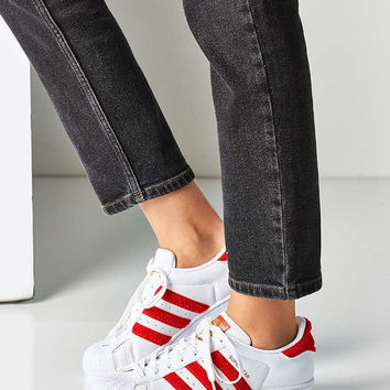 adidas Originals Chenille Superstar Sneaker - Urban Outfitters