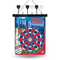 MLB Chicago Cubs Magnetic Dart Board