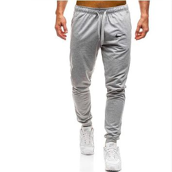 2018 New Fashion Tracksuit Bottoms plus size XXL