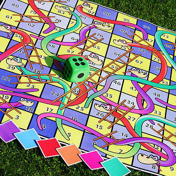 Giant Portable Board Games