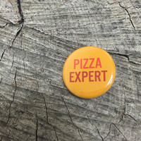 Pizza Expert Pin