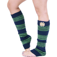 University of Notre Dame Women's Legwarmers