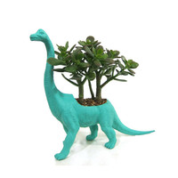 Dwight the Brachiosaurus the Original Toy Planter
