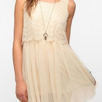 Band of Gypsies Lace and Tulle Dress