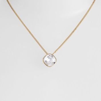 Givenchy Cushion Stone Pendant Necklace (Nordstrom Exclusive) | Nordstrom