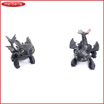 How To Train Your Dragon 2 Toys Action Figures Night Fury Toothless Dragon Children Brinquedos Kids Toys for Children Juguetes