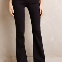 Citizens of Humanity Fleetwood Flare Petite Jeans in 100 - Black Size: