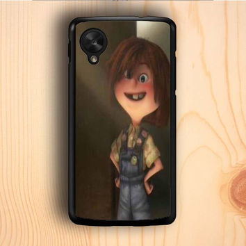 Dream colorful Up Movie Carl And Ellie Young 1 Nexus 5 Case