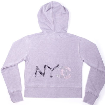 "Sparkle by Stooper ""NYC""  Sweatshirt"