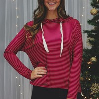 New Girl Top - Fuchsia