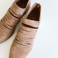 FreeSoul Rose Booties - Luca + Grae