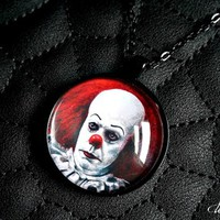 Large Chuck Hodi Pennywise pendants from Worship13