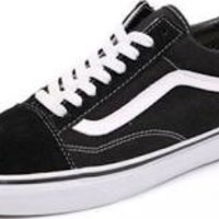 Vans Old Skool Canvas Black True White