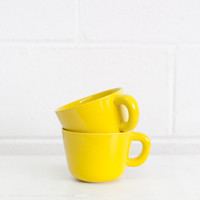 Bulky Tea cups by Jonas Wagell - set of 2
