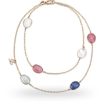 Zoccai Necklace ZGCO1068RRMSDI