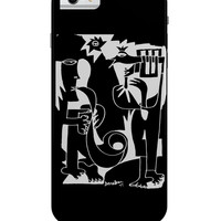 When Your Bird Will Sing Illustration Painting iPhone 6 / 6S Case