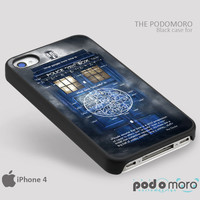 Tardis Doctor Who Time for iPhone 4/4S, iPhone 5/5S, iPhone 5c, iPhone 6, iPhone 6 Plus, iPod 4, iPod 5, Samsung Galaxy S3, Galaxy S4, Galaxy S5, Galaxy S6, Samsung Galaxy Note 3, Galaxy Note 4, Phone Case