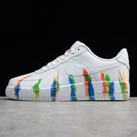 [ Free Shipping ]Nike Air Force 1 Low 315122-111 Running Sneaker