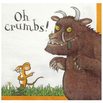 The Gruffalo Napkins