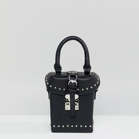 Sacred Hawk Studded Box Bag at asos.com