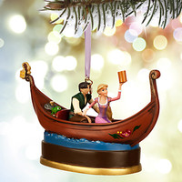 Rapunzel Musical Sketchbook Ornament