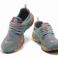 """NIKE"" Women Fashion Trending Leisure Running Camouflage Sports Shoes"
