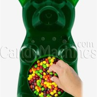 27 POUND Giant Gummy Bears - Sour Apple World's Largest Gummy Bears
