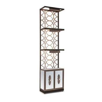 Tomboy Etagere with Cabinet