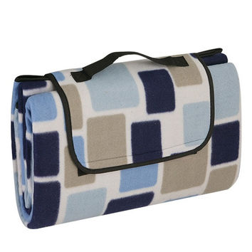 Fleece picnic rug 10