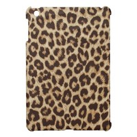 Leopard Print Apple iPad Mini Case