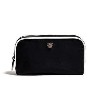 Classic Make-Up Case - Blanc Noir
