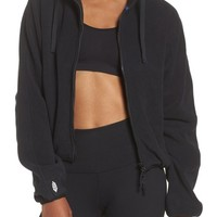 Free People FP Movement Higher Ground Fleece Jacket | Nordstrom