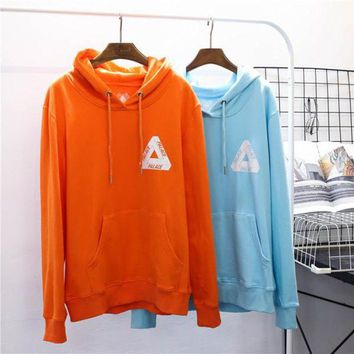 New Men's Orange Blue Hoodies Loves Palace Sweatshirts Causal Hip Hop Cool Brand Designer Men's Jesus Cotton Hoodie Tops