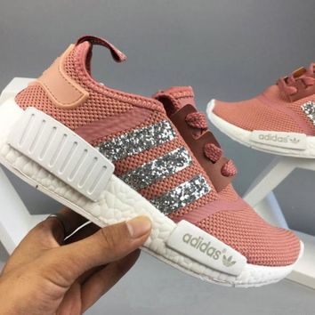 Adidas NMD NMD R1 W Glittering Breathable Running Sports Shoes S 5d45d3eaa