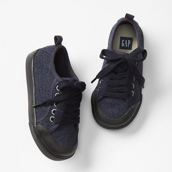 Gap Herringbone Sneakers
