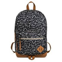 Women's Polka Dot Backpack Black - Mossimo Supply Co.™