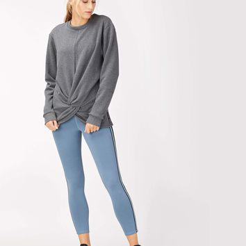 Michi Farfalla Sweatshirt - Charcoal Grey