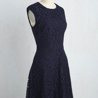 A Tell-Cocktail Sign Dress | Mod Retro Vintage Dresses | ModCloth.com