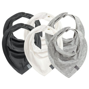 6-pack Triangular Scarves - from H&M