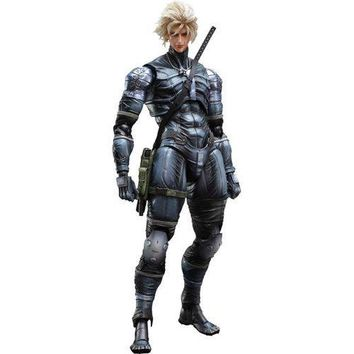 Metal Gear Solid 2, Play Arts Kai Metal Gear Solid: Raiden 11 Inch Action Figure