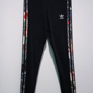 Love Q333 - adidas Originals X Farm Jardim 3 Stripe Leggings