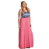 All Or Nothing Maxi Dress Curvy