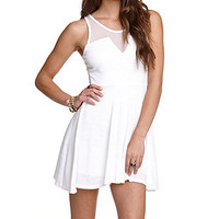 Kirra Textured Knit Mesh Dress at PacSun.com