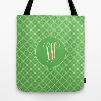 Monogram Tote Bag II