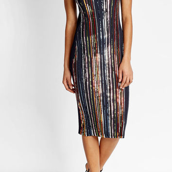 Sequin Dress - Nina Ricci | WOMEN | US STYLEBOP.COM